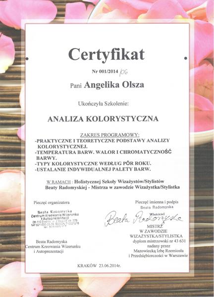 certyfikat-d